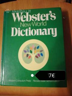 Webster's New Word Dictionary
