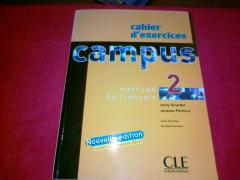 Campus. Methode de francais 2. Cahier d'exercices 2