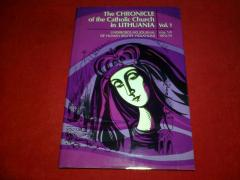 The Chronicle of the Catholic Church in Lithuania. Vol.1