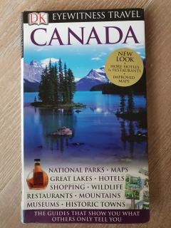 Eyewitness Travel Guide: Canada: Kanada