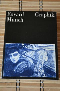 Edvard Munch Graphik