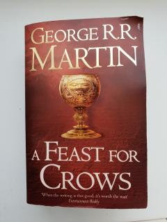 Game of Thrones: A Feast for Crows