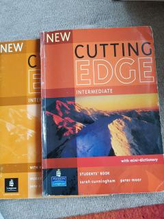 Cutting Edge. Intermediate