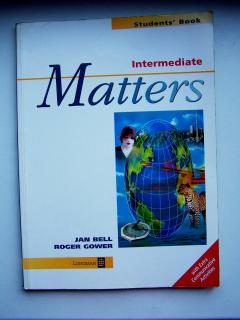 Intermediate Matters. Student's book.
