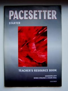 PACESETTER STARTER TEACHERS RESOURCE BOOK
