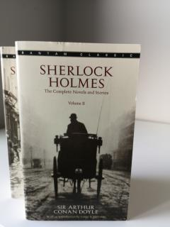 Sherlock Holmes: The Complete Novels and Stories, Vol. 1 + Vol. 2