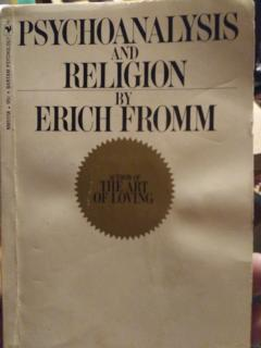 psychoanalysis and religion by erich from