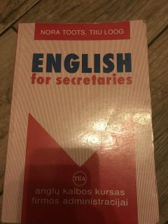 englisch for secretaries