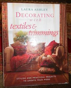 Decorating with textiles & trimmings