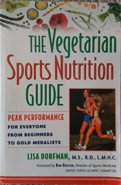The vegetarian sports nutrition guide