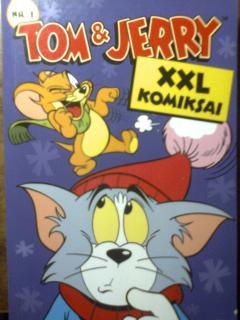 tom and jerry, 2013 m., Nr. 1