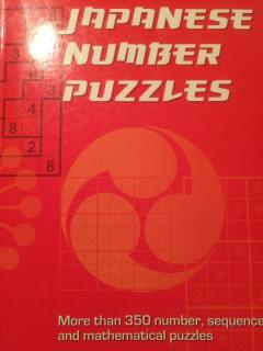 Japanese number puzzles