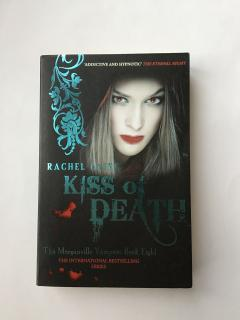 The Morganville Vampires Book Eight: Kiss Of Death