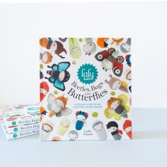 Lalylala's Beetles Bugs and Butterflies: A Crochet Story of Tiny Creatures and Big Dreams