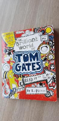 The brilliant word of Tom Gates