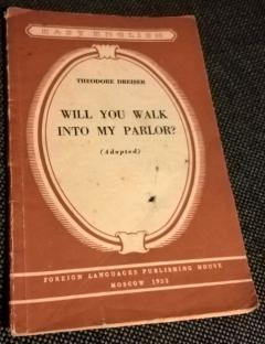Will you walk into my parlor?