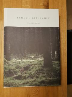 Proud of Lithuania. A Fairy Tale of Sweet Root
