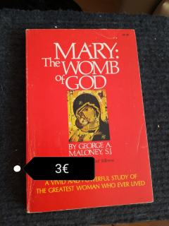 Mary: The womb Of God