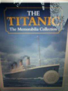 The Titanic, the memorabilia collection