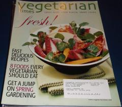 Vegetarian Times - 2005 March