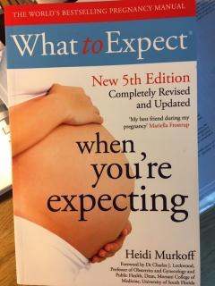 What to expect when, you're expecting