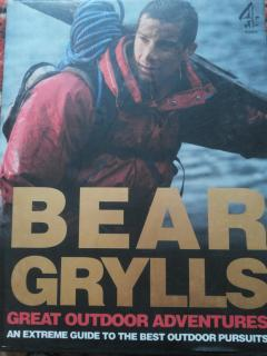 Great outdoor adventures. An extreme guide to the best outdoor pursuits