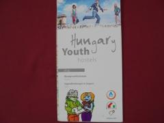 Hungary Yout hostels map