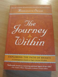Swami Radhanath The Journey within