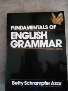 Fundamentals of English grammar. Second Edition