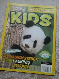 National Geographic Kigs,2012 m,nr.27
