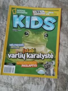 National Geografic Kids,2013 m,nr.33