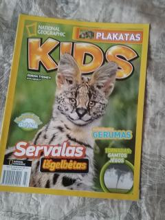 National Geografic Kids ,2012 m,nr.23