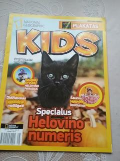 National Geografic Kids,2012 m,nr.25