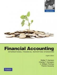 Financial accounting: international financial reporting standards edition, 8/e