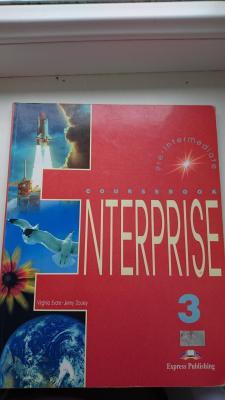 Enterprise 3. Coursebook