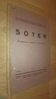 Soter, 1933 m., Nr. 1933