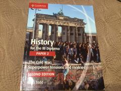 History for the IB Diploma, Paper 2, The Cold War: Superpower tensions and rivalries