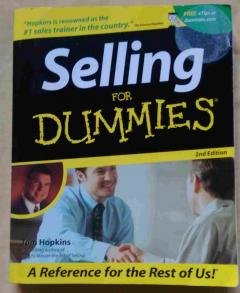 Selling for Dummies A Reference for the Rest of Us!