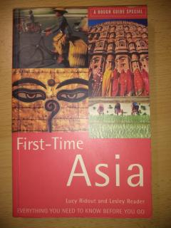 First - Time Asia