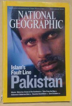 National Geographic, 2007 m., Nr. 9