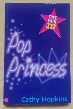 Pop Princess (The second book in the Truth, Dare, Kiss or Promise series)