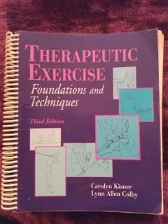 Therapeutic Exercise-Foundations and Techniques