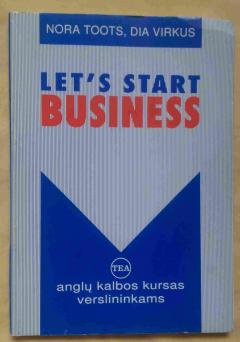 Let's Start Business