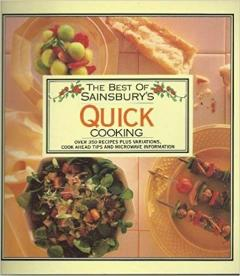 The Best of Sainsbury's Quick Cooking
