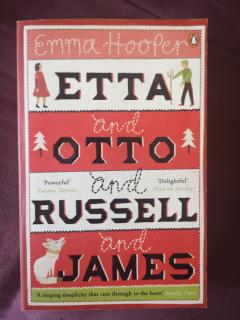 Etta and Otto and Russell amd James