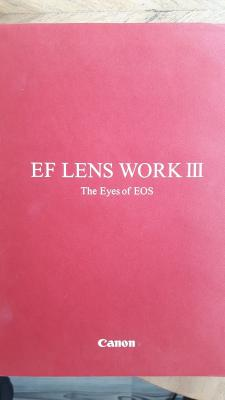 EF Lens Work III. The eyes of EOS. Canon.