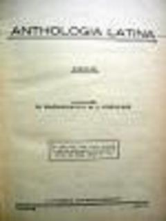 Anthologia Latina