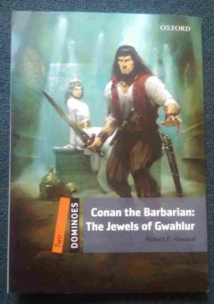 Conan the Barbarian: The Jewels of Gwahlur