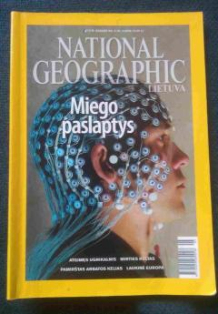 National Geographic, 2010 m., Nr. 5