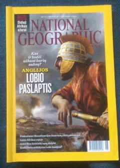 National Geographic Lietuva, 2011 m., Nr. 11
